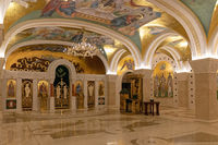 Crypt Saint Sava Church