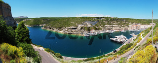 Bonifacio - Korsika