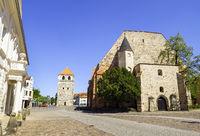 St.-Bartholomäi Church, Zerbst/Anhalt, Saxony-Anhalt, Germany