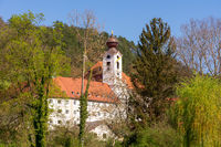 Benedictine Abbey Sankt Walburg in Eichstaett