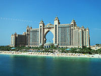Atlantis The Palm, Dubai, United Arab Emirates.