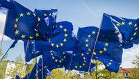 flags of european community