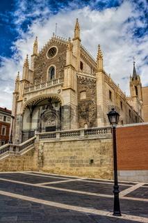 Madrid, San Jeronimo el Real