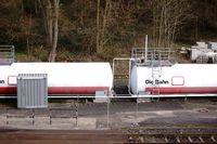 Liquid tanks for diesel