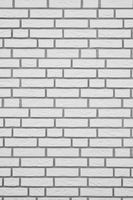 white brick wall vertical background