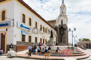 Cathedral The Matrix of Cotacachi Otavalo Ecuador