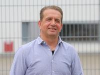 former football coach Andreas Petersen
