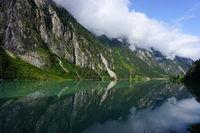 Stillup-reservoir, Zillertaler aps, Austria