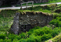 Tintagel Castle - IV - Cornwall - UK