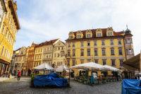 prague town square