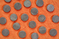 small ceramic ferrite magnets
