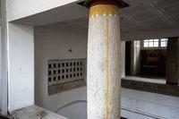 Bath cells in the bathhouse 2 with column pore