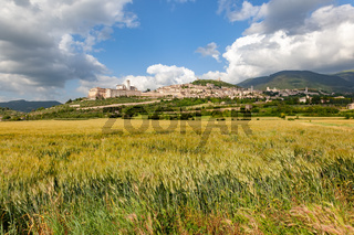 Assisi in Italy Umbria