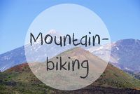 Vulcano Mountain, English Text Mountainbiking, Teneriffa, Nature
