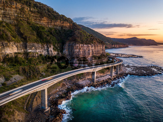 Sea Cliff Bridge Australia