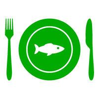 Fisch und Besteck - Fish and cutlery