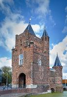 Amsterdamse Poort, Haarlem, Netherlands