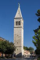 Kirchturm Novigrad