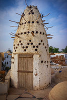 Old Arab Dovecote