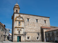 Melide, Galicia, Spain