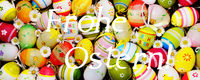 Ostern, Frohe Ostern, Schrift, Ostereier, Osterei, Frühling, Gänseblümchen, Frohe Ostern,