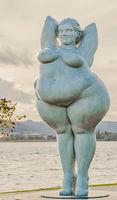 Female figure by Miriam Lenk, Ludwigshafen, Bodman-Ludwigshafen