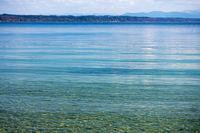 water surface Starnberg lake