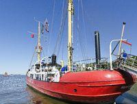 former light ship Elbe 3