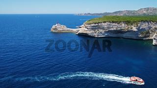 Klippen von Bonifacio - Korsika