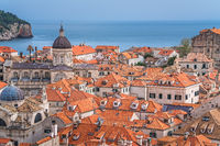 Rooftops of Dubrovnik Old Town