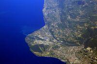 190522-25 Genfer See Thonon-les-Bains Mündung Dranse.jpg