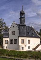 Renaissance castle in Rodewisch