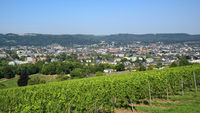 Trier - View of the city, Germany