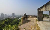 Sion fort, Sion, Mumbai, Maharashtra