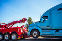 Truck breakdown and towing in Seattle Washington USA
