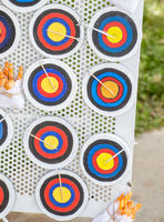 Bow and arrow rprojectile weapon system archery
