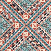 Palestinian embroidery pattern  119