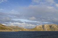 Fjord Osen in Trondelag