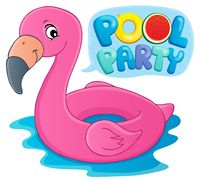 Pool party theme image 5