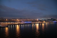 St.Petersburg harbour