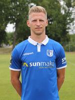 Dominik Ernst (1.FC Magdeburg, DFB 3.Liga Season 2019-20)