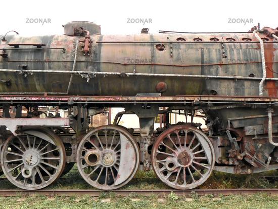 Railway Museum, Röbel