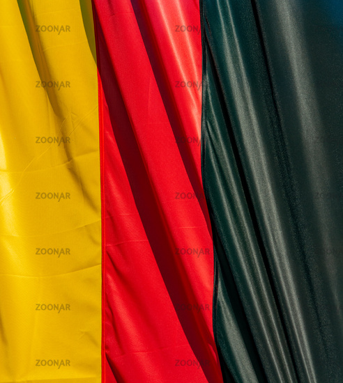 Background of the german flag