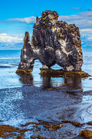 Hvitserkur -  huge scary monster