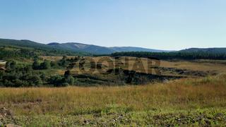 Landschaft in der Provinz Mpumalanga in Südafrika