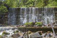 river  regulation with remarkable result