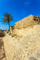 The park-reserve of Caesarea, Israel