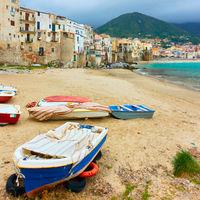 Cefalu in Sicily