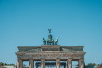 Brandenburger Tor - Berlin Germany - Brandenburg Gate