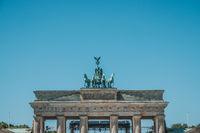 Brandenburger Tor - Berlin Germany - Brandenburg Gate